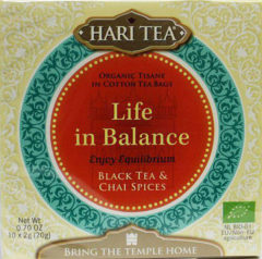Hari Tea In Harmony Golden Chai (10st)
