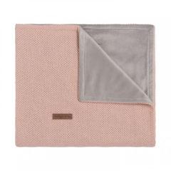 Roze Baby's Only Classic baby wiegdeken 70x95 cm blush