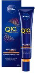NIVEA Q10plusC Anti-Rimpel +Energy Verkwikkende Nachtcrème - 50ml