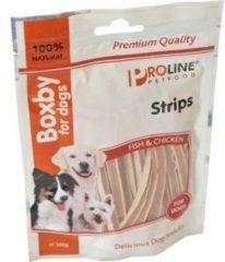 Proline Dog Boxby Strips Hondensnack - 1 zakje (20 stuks) - 100 gram