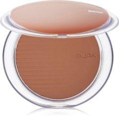 Bruine Pupa milano Pupa Desert Bronzing Powder 03 Amber Light