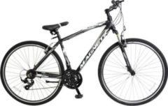 28 Zoll Herren Trekking Fahrrad 21 Gang Hoopfietsen... schwarz-weiß