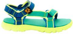 Jack Wolfskin Jungen Sandalen Seven Seas 2 Sandal Boys 36 grün