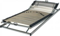 Breckle Soprano 42 Plus KF 90x200 cm verstellbarer Lattenrost