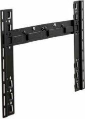 Zwarte Eurex 45007 flat panel muur steun