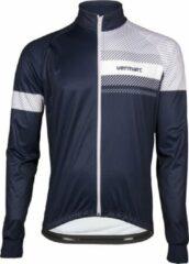 Blauwe VERMARC Classico Mid-Season Jacket Maat 8XL