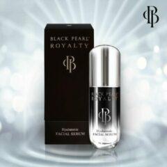 Black Pearl Dead Sea Minerals Dode Zee producten Black Pearl Royalty hyaluronzuur gezichts serum met Dode Zeezout mineralen