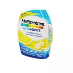 Multicentrum Vitamints 50 caramelle gusto fresh lemon