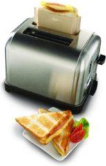 Creme witte Boska Toastabags® - Toastabags - Geschikt voor een Glutenvrij Dieet - 3 stuks