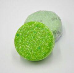 Eco-Company Shampoo bar Groene thee & Lemon - Handgemaakt - Zero waste - Verzorgend - Voor vet haar