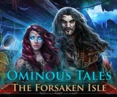 "Denda Ominous Tales "" The Forsaken Isle PC Engels video-game"