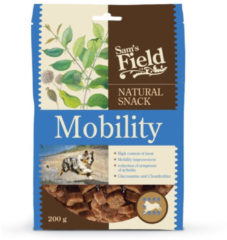 Sam's Field Natural Snack Mobility - Hondensnacks - 200 g