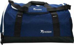 Precision Sporttas Pro Hx 95 Liter Polyester Blauw/wit Maat L