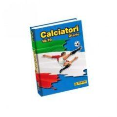 Diario agenda 12 mesi Calciatori Panini Comix