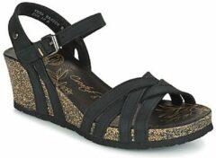 Panama Jack Dames Sandalen Vera Basics B1 - Zwart - Maat 41