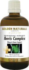 Golden Naturals Iberis Complex Maag & Darm Support (100 milliliter)