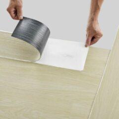 Neu.holz PVC laminaat zelfklevend set van 42 Maple wood 5,85 m²