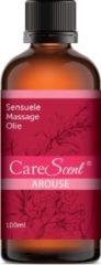 CareScent Arouse Massage Olie | Incl. Sinaasappel / Patchoeli / Ylang Ylang Olie | Erotische Massageolie - 100 ml