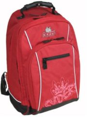 Syderf Schulrucksack Groovy Red Syderf 06 rot