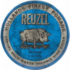 Reuzel - Strong Hold High Sheen Pomade (Reuzel Blue) - 113 gr