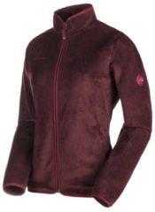 Mammut Yampa Tour ML Jacket Women Damen Fleecejacke Größe S merlot