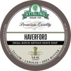 Stirling Soap Co. scheercrème Haverford 165ml