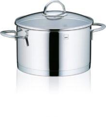 Zilveren Kookpan hoog 20 cm - RVS - Kela | Cailin