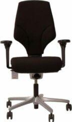 Bureaustoel Giroflex 64-8578 XL Standaard Bekleding Zwart Voetkruis Aluminium
