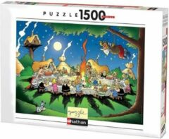 Nathan ASTERIX Puzzle The Banquet 1500st