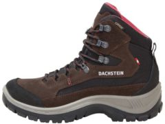 SCHOBER MC GTX WMN Dachstein dark brown / cranberry