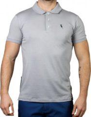 Sanwin Beachwear Polo Shirt Heren Sanwin - Grijs - Maat XXL
