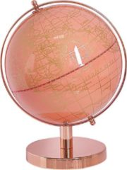 Beliani CABOT - Globe - Roze - Synthetisch materiaal
