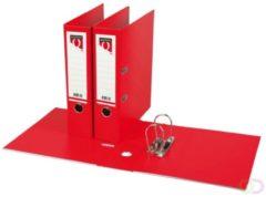 Rode Ordner Quantore A4 80mm PP rood