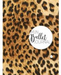 MUS creatief Mijn Bullet Journal - Luipaardprint