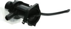 LG Ablaufpumpe mit Pumpenstutzen und Filter (Magnettechnikpumpe, 30 Watt) für Waschmaschinen 5859EN1004B