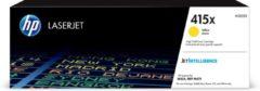 HP W2032X nr. 415X toner cartridge geel hoge capaciteit (origineel)