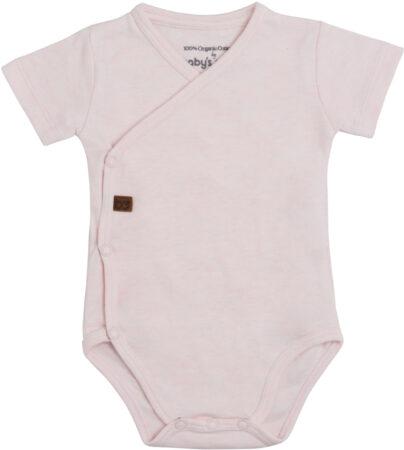 Afbeelding van Baby's Only Unisex Rompertje - Classic Roze - Maat 68