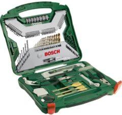 Bosch X-Line Titanium Bohrer- und Schrauber-Set, 103-teilig, Bohrer- & Bit-Satz