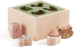 Groene Kids Concept Kid's Concept Vormenstoof Edvin