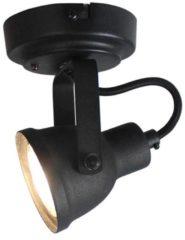LABEL51 - LED Spot Max 1-Licht 8,5x8,5x13 cm Zwart Metaal