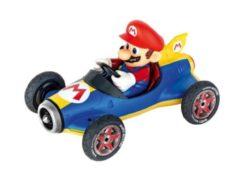 Gele Stadlbauer Carrera RC Mario Kart Mach 8 Mario - Bestuurbare auto