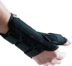 Zwarte Super Ortho Duimbrace / Polsspalk