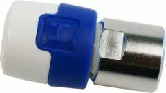 Hirschmann Multimedia Hirschmann - F-Quick push on connector recht