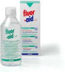 3x FluorAid Mondwater 500 ml