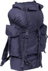 Marineblauwe Brandit Nylon Military Backpack navy