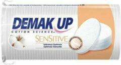 Demak Up Demak'up Wattenschijfjes Sensitive Silk Ovaal 48st