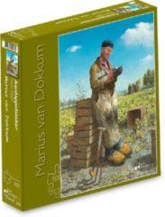 Art Revisited Marius van Dokkum - Aardappelsteker - Puzzel 500 stukjes