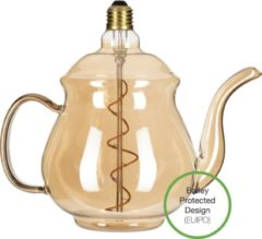 Bailey LED Teapot Earl Gold E27 - 4W / DIMBAAR 2200K