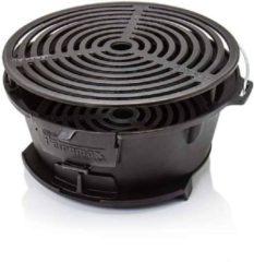 Petromax - Feuergrill - Pan maat 42 x 19 x 43,5 cm, zwart/grijs