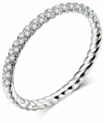 Mijn bedels Sterling zilveren ring Liefde
